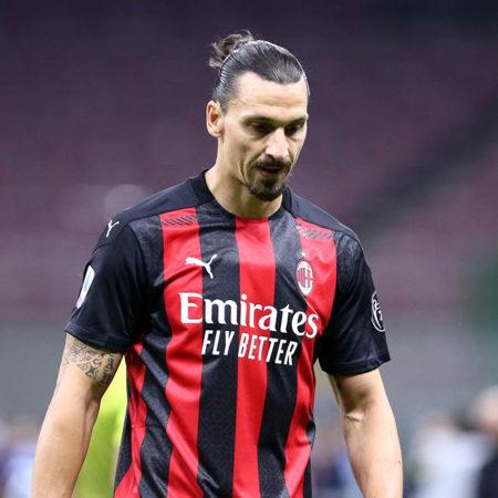 Zlatan utbytt efter 75 minuter i Milano-derbyt