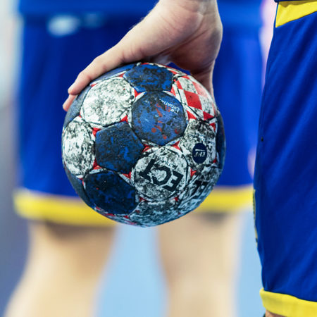 Sverige tappade poäng mot Tyskland i OS-kvalet i handboll