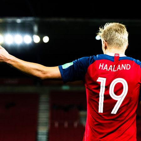 Erling Håland tog Borussia Dortmund vidare till kvartsfinal i Champions League