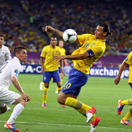 Zlatan klackade fram Sverige till en ny seger i VM-kvalet mot Kosovo