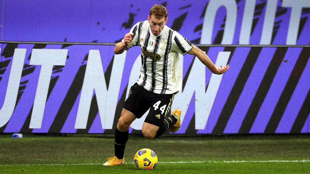 Dejan Kulusevski visade upp sin bästa sida när Juventus vann mot Atalanta i Coppa Italia-finalen