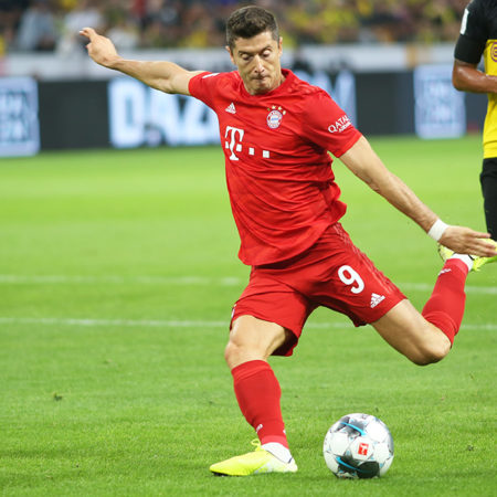 Bayern München vann Bundesliga säsongen 2020/2021