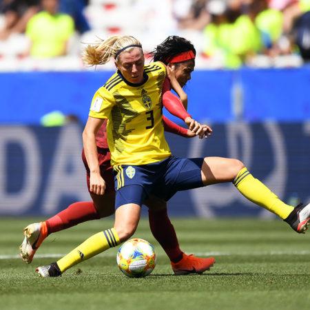 Sverige utklassade USA i OS i Tokyo
